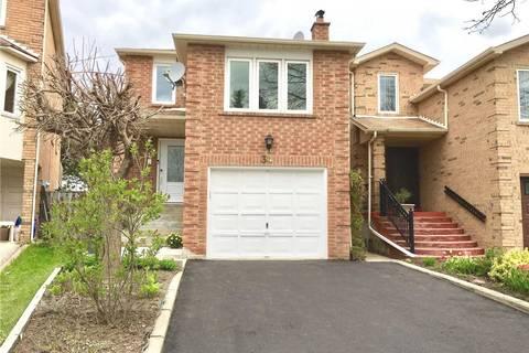 House for sale at 34 Portofino Ct Vaughan Ontario - MLS: N4455706