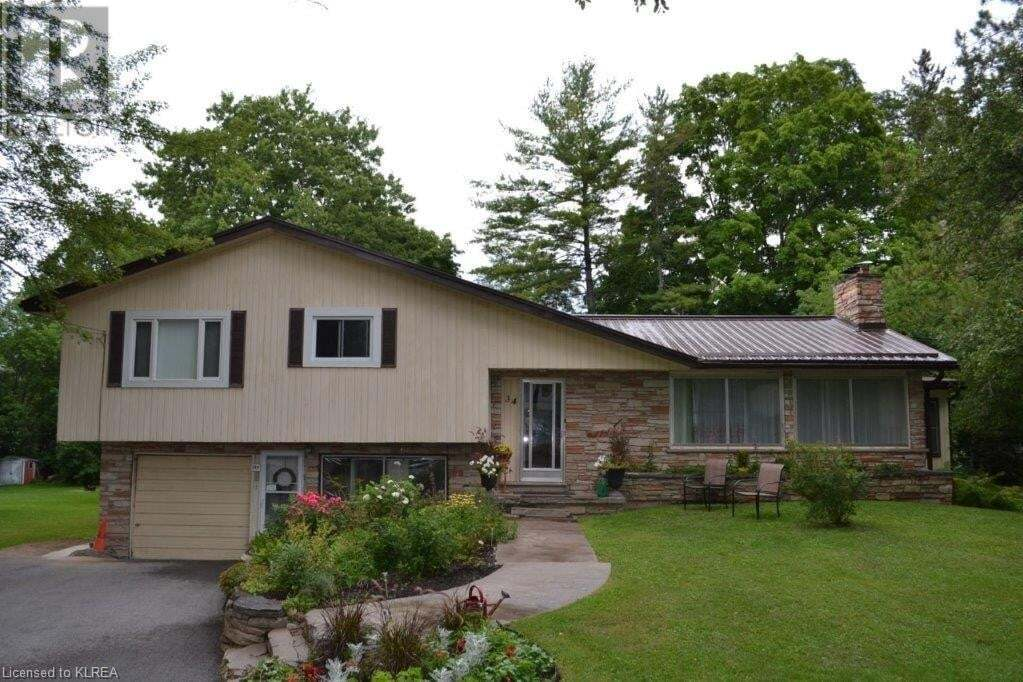 House for sale at 34 Queen St Fenelon Falls Ontario - MLS: 277583