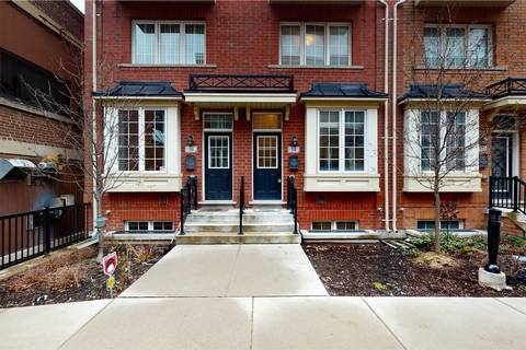 Townhouse for sale at 34 Raffeix Ln Toronto Ontario - MLS: C4723465