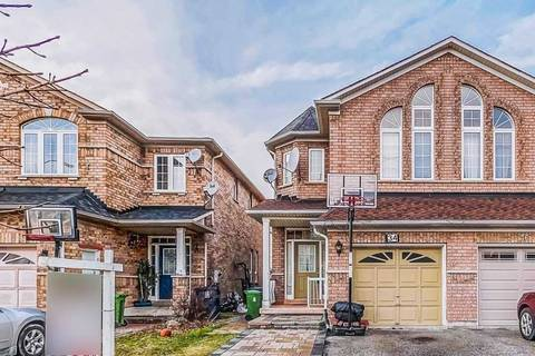 Townhouse for sale at 34 Red Hawk Rd Toronto Ontario - MLS: E4412121