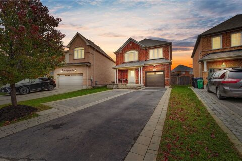 House for sale at 34 Ridgehaven Ct Brampton Ontario - MLS: W4968970