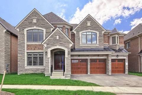 House for sale at 34 Ridgepoint Rd Vaughan Ontario - MLS: N4454106