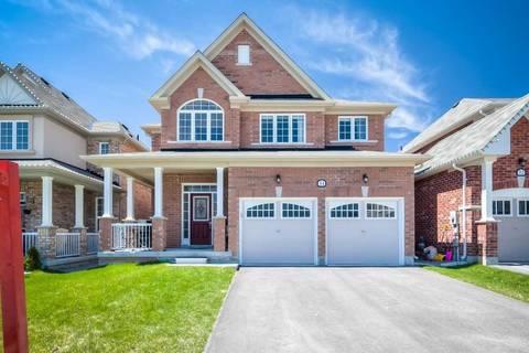 House for sale at 34 Robert Wilson Cres Georgina Ontario - MLS: N4443786