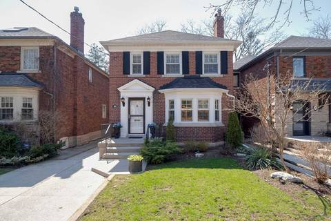 House for sale at 34 Rolph Rd Toronto Ontario - MLS: C4426655