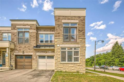 Townhouse for sale at 34 Rougeview Park Cres Markham Ontario - MLS: N4544305