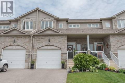 Townhouse for sale at 34 Row Ln Paris Ontario - MLS: 30745318