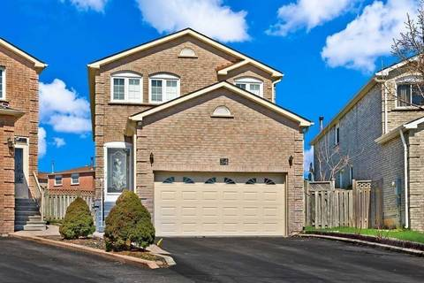 Home for sale at 34 Rowe Ct Markham Ontario - MLS: N4448857