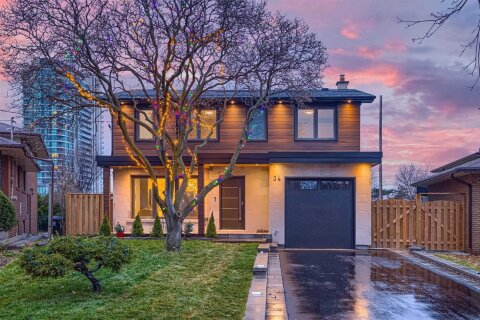 House for sale at 34 Rufford Rd Toronto Ontario - MLS: W5002375
