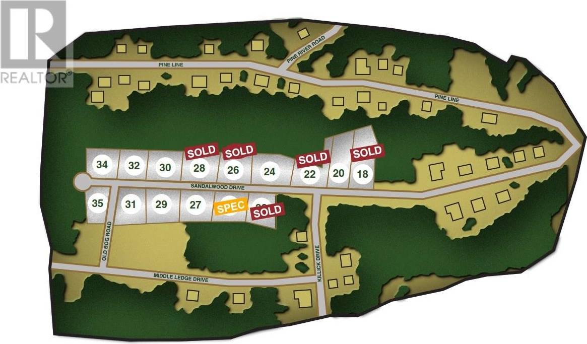 Residential property for sale at 34 Sandalwood Dr Logy Bay-middle Cove-outer Cove Newfoundland - MLS: 1198638