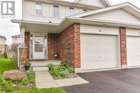 House for sale at 34 Sandcreek Ln Guelph Ontario - MLS: 30733585