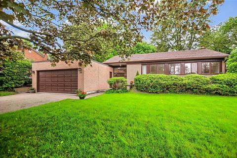 House for sale at 34 Sanderling Pl Toronto Ontario - MLS: C4482488