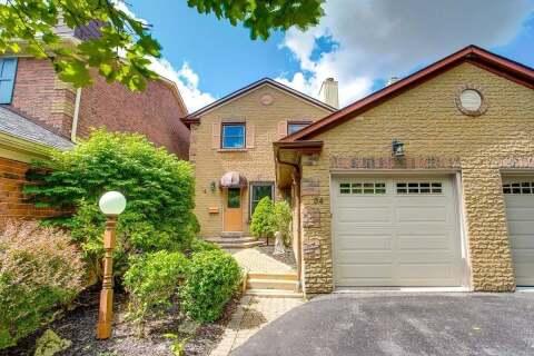 Townhouse for sale at 34 Sarah Jane Ct Markham Ontario - MLS: N4858909
