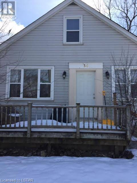 House for sale at 34 Saunby St London Ontario - MLS: 245285