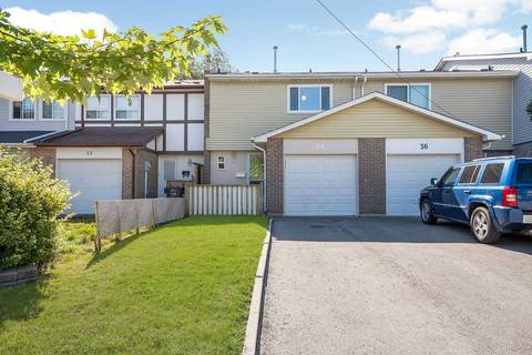 Townhouse for sale at 34 Scarsdale Ct Brampton Ontario - MLS: W4568048