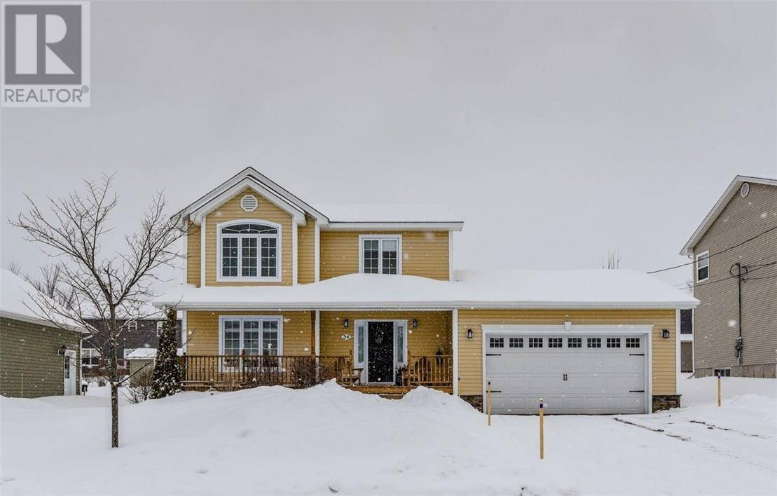 House for sale at 34 Shiajan Cres Moncton New Brunswick - MLS: M127234