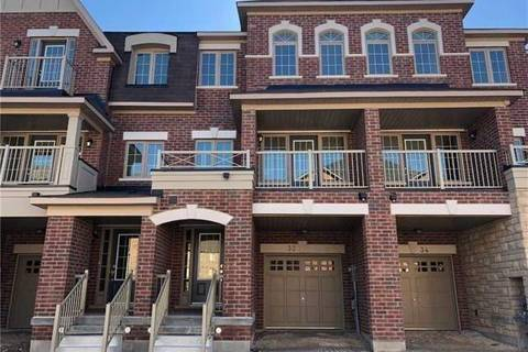 Townhouse for rent at 34 Shiff Cres Brampton Ontario - MLS: W4671245