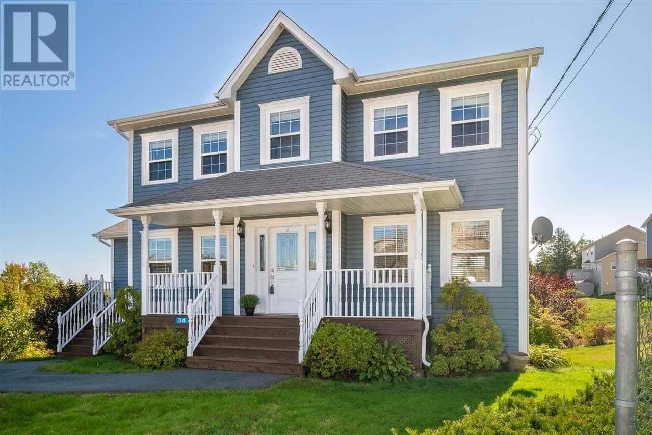 House for sale at 34 Slicers Ln Middle Sackville Nova Scotia - MLS: 202019954