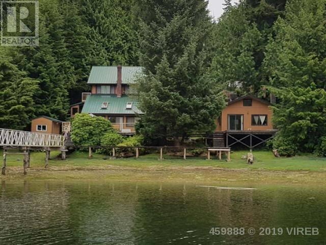 House for sale at 34 Bamfield Rd South Bamfield British Columbia - MLS: 459888
