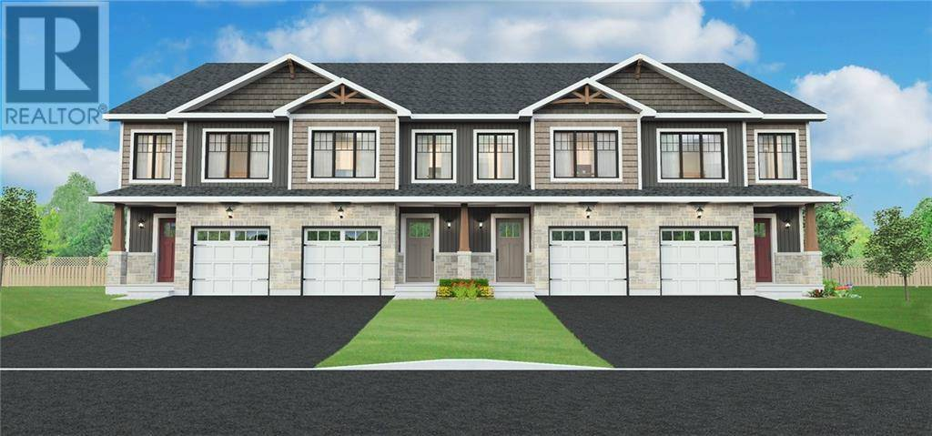 Townhouse for sale at 34 Staples Blvd Smiths Falls Ontario - MLS: 1183885