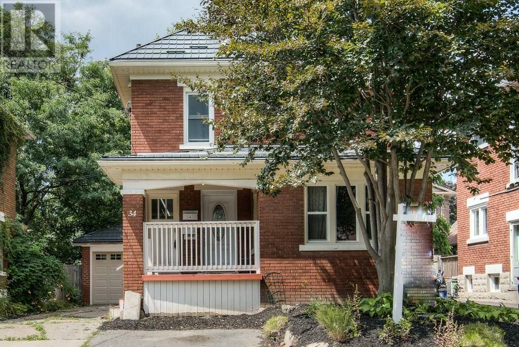 Townhouse for sale at 34 Stirling Ave North Kitchener Ontario - MLS: 30758382