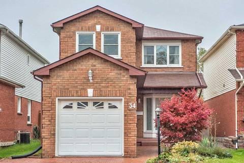 House for sale at 34 Stuart Rd Clarington Ontario - MLS: E4611480