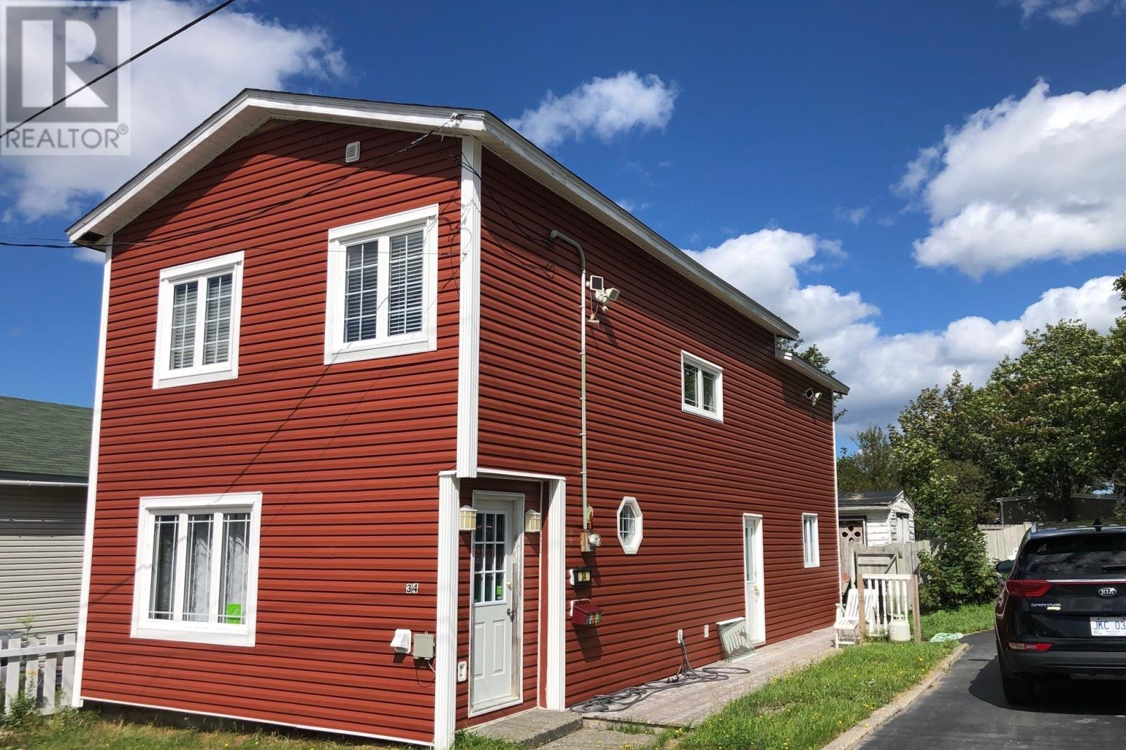 House for sale at 34 Suez St St. Johns Newfoundland - MLS: 1221494