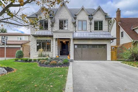 House for sale at 34 Summerfeldt Cres Markham Ontario - MLS: N4480834