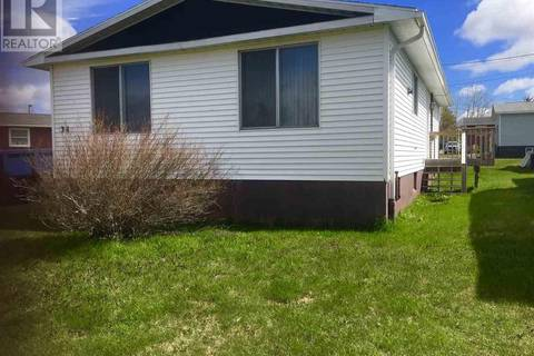 House for sale at 34 Tamarac Dr Port Hawkesbury Nova Scotia - MLS: 201911744