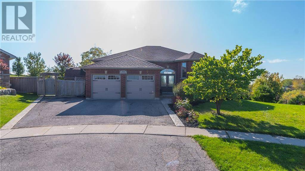 House for sale at 34 Taylor Rd St. George Ontario - MLS: 30766136