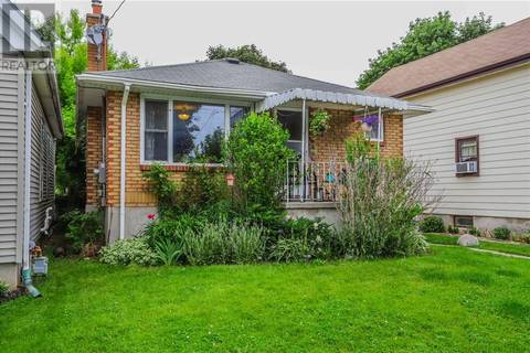 House for sale at 34 Terrence St London Ontario - MLS: 202825