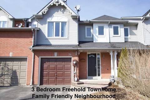Townhouse for sale at 34 Trewin Ln Clarington Ontario - MLS: E4388983