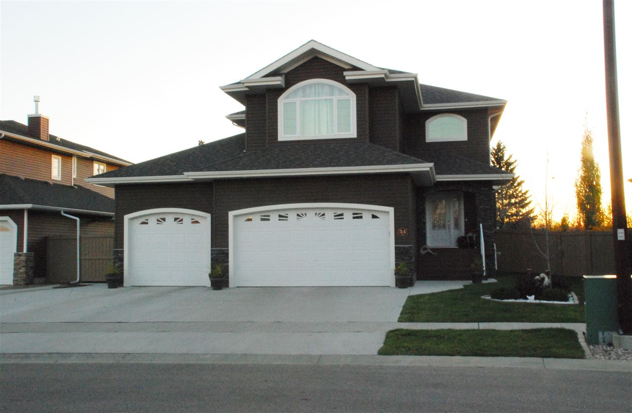For Sale: 34 Vale Terrace, Fort Saskatchewan, AB | 4 Bed, 3 Bath House for $689,900. See 28 photos!