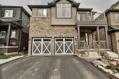 House for sale at 34 Vic Chambers Pl Brant Ontario - MLS: X4679895