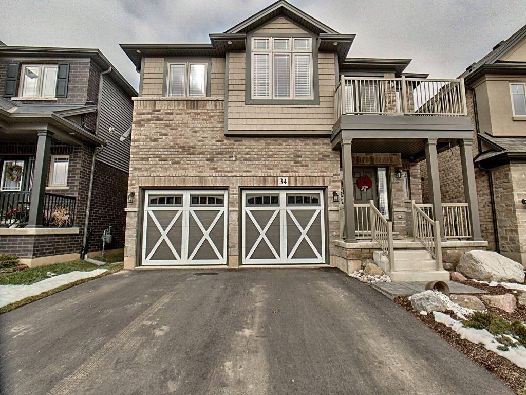 House for sale at 34 Vic Chambers Pl Paris Ontario - MLS: H4071471