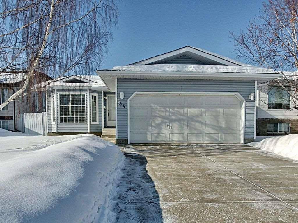 House for sale at 34 Westmews Dr Fort Saskatchewan Alberta - MLS: E4191697