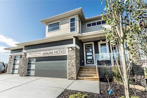 House for sale at 34 Westmount Point(e) Okotoks Alberta - MLS: C4292856