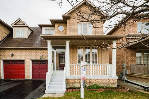 Townhouse for sale at 34 Whitford Rd Markham Ontario - MLS: N4427848