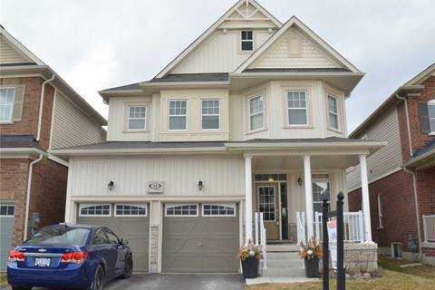 House for sale at 34 William Fair Dr Clarington Ontario - MLS: E4387165