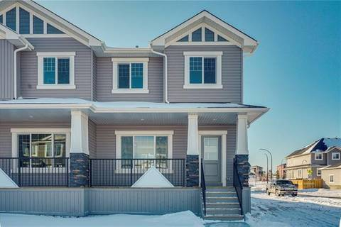 Townhouse for sale at 34 Willow Mews  Cochrane Alberta - MLS: C4286795