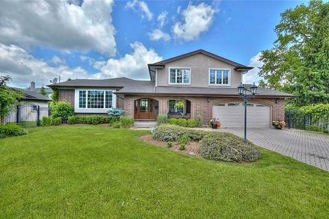 House for sale at 34 Wiltshire Blvd Welland Ontario - MLS: 30743891