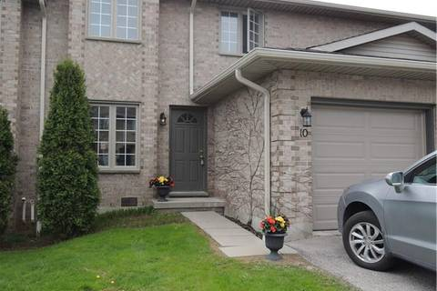 Townhouse for sale at 10 Ambleside Dr Unit 340 London Ontario - MLS: 194861