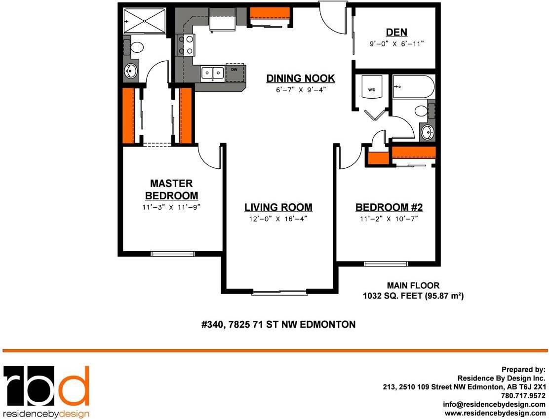 Condo for sale at 7825 71 St Nw Unit 340 Edmonton Alberta - MLS: E4178802