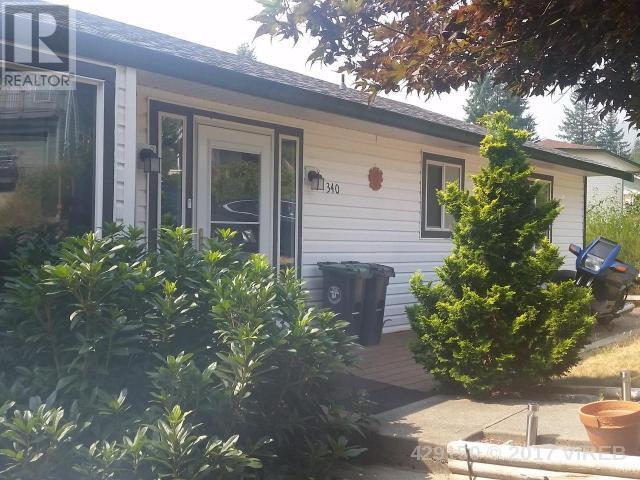 Removed: 340 Carnell Drive, Lake Cowichan, BC - Removed on 2017-08-29 10:03:57
