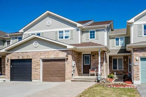 Townhouse for sale at 340 Esther Dr Barrie Ontario - MLS: S4421106