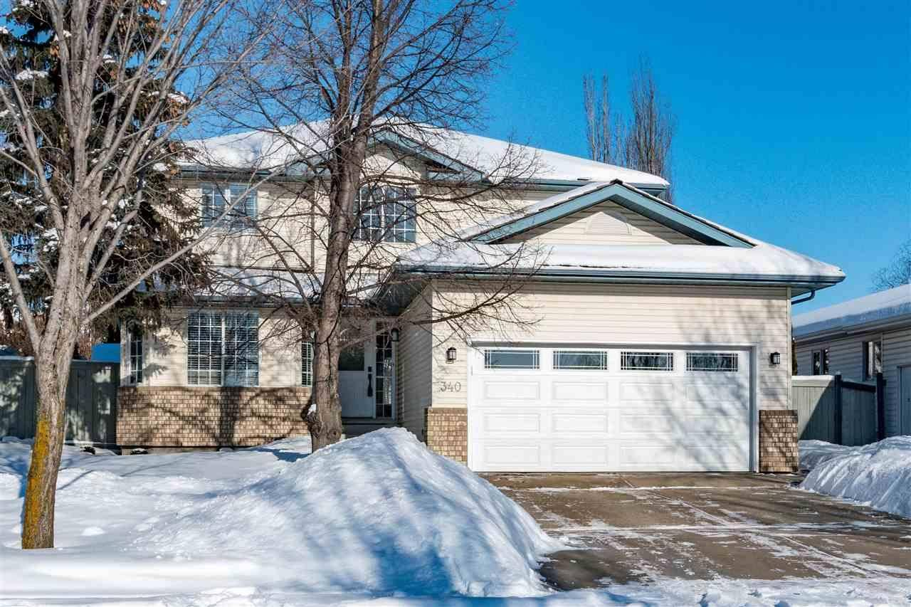 House for sale at 340 Heritage Dr Sherwood Park Alberta - MLS: E4187936