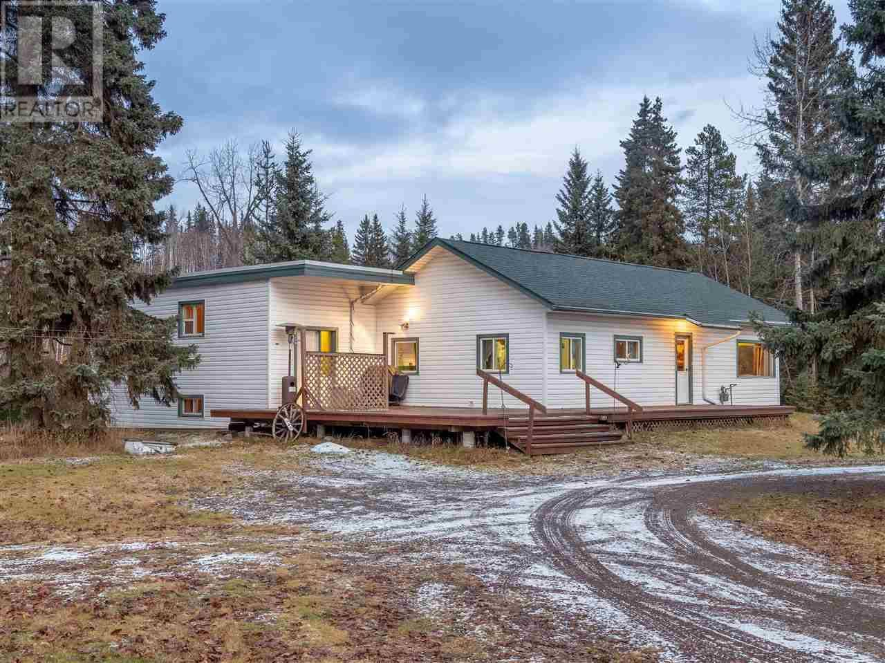 House for sale at 340 Kidd Rd Smithers British Columbia - MLS: R2420129