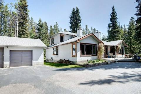 House for sale at 340 Wild Rose Cs Bragg Creek Alberta - MLS: C4216260