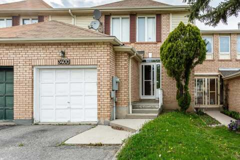 Townhouse for sale at 3400 Fenwick Cres Mississauga Ontario - MLS: W4767119