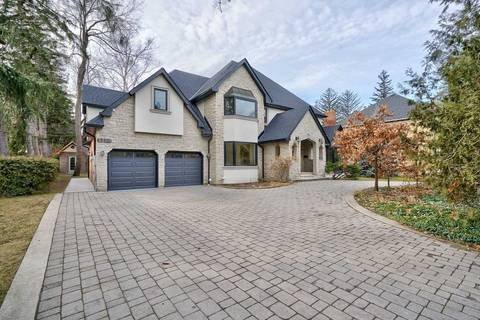 House for sale at 3400 Mississauga Rd Mississauga Ontario - MLS: W4479776
