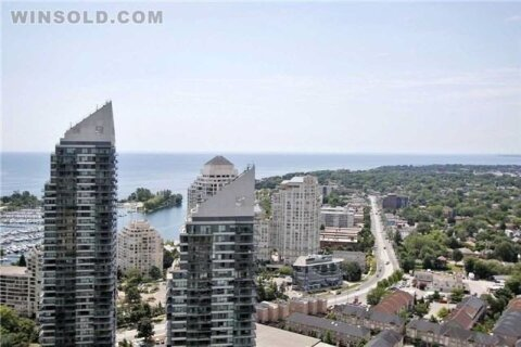 Apartment for rent at 10 Park Lawn Rd Unit 3401 Toronto Ontario - MLS: W4998030